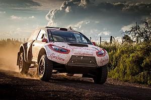 Dakar Nieuws Dakar 2017: Voor het eerst een elektrische bolide aan de finish