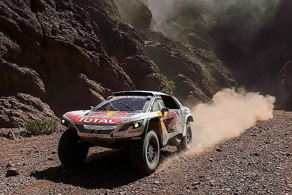 Dakar Son dakika Loeb, kaçırdığı Dakar zaferinden ders çıkaracak