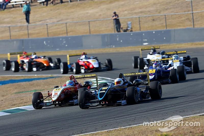 В Австралии формульный чемпионат закрылся, не успев начаться