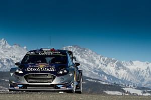 WRC Stage report WRC Monte Carlo: Ogier dan M-Sport puncaki Shakedown