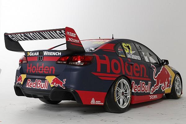 Supercars 2017: Neues Holden-Werksteam zeigt frische Farben