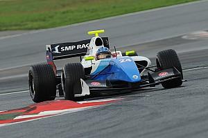 Формула V8 3.5 Новость Исаакян сменил команду в Формуле V8 3.5