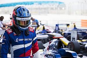 Formula V8 3.5 Actualités Isaakyan signe chez AVF et vise le top 3