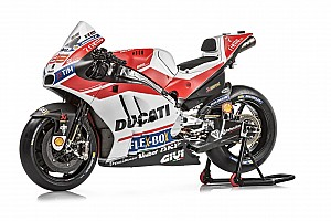 MotoGP Top List Galería: Así es la nueva Ducati Desmosedici GP17