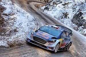WRC Dagverslag WRC Monte Carlo: Drama voor Neuville, Ogier neemt leiding over