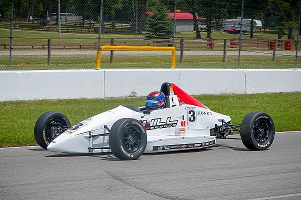 Red-Bull-Junior Verhagen: Der nächste Formel-1-Pilot aus den USA?