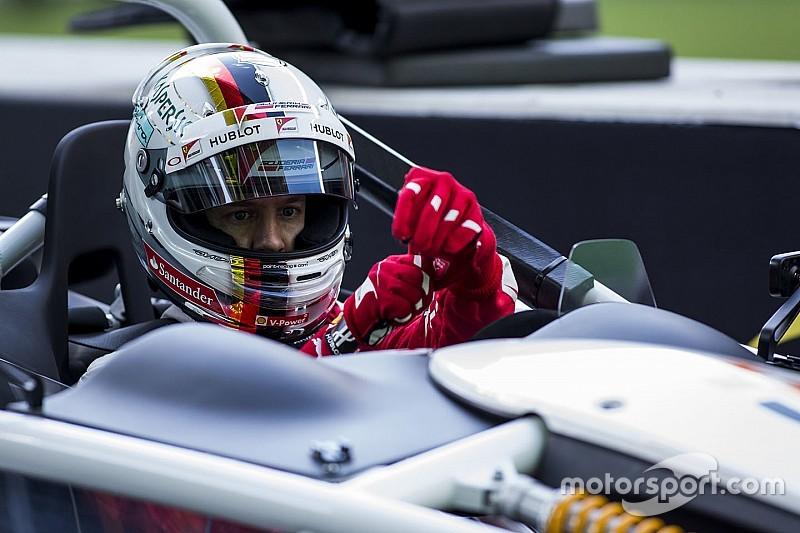 Invicto, Vettel chega a hepta na Copa de Nações da ROC