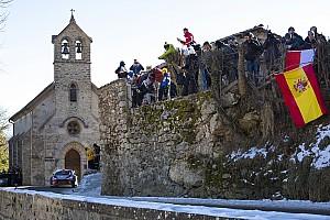 WRC Noticias de última hora Dani Sordo arranca 2017 entre los mejores