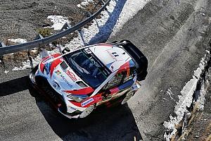 WRC BRÉKING Dobogó és pontszerzés a Toyotától a WRC-visszatérés kezdéseként