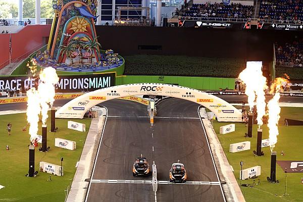 Bildergalerie: Die schönsten Fotos vom Race of Champions 2017