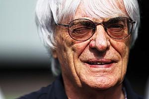 Formel 1 News Bernie Ecclestone im F1-Ruhestand: