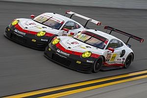IMSA Важливі новини Porsche на 24 годинах Дайтони перевірять новий 911 RSR