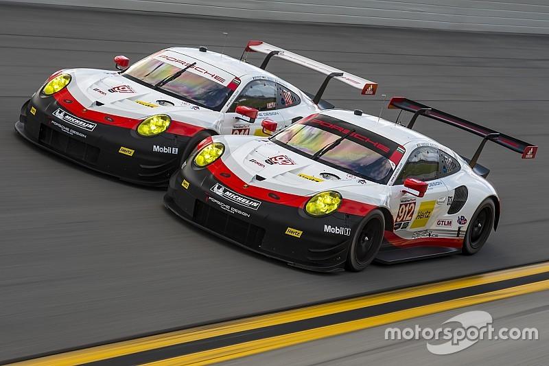 Porsche на 24 годинах Дайтони перевірять новий 911 RSR
