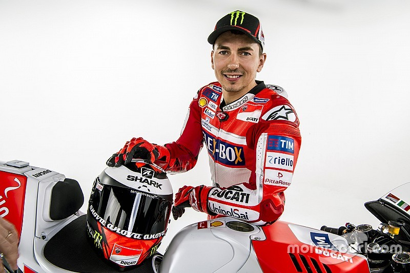 Lorenzo diz que quer encerrar carreira na Ducati