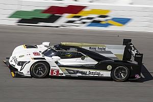 IMSA Qualifyingbericht 24h Daytona: Action Express holt die Pole beim Debüt des Cadillac DPi