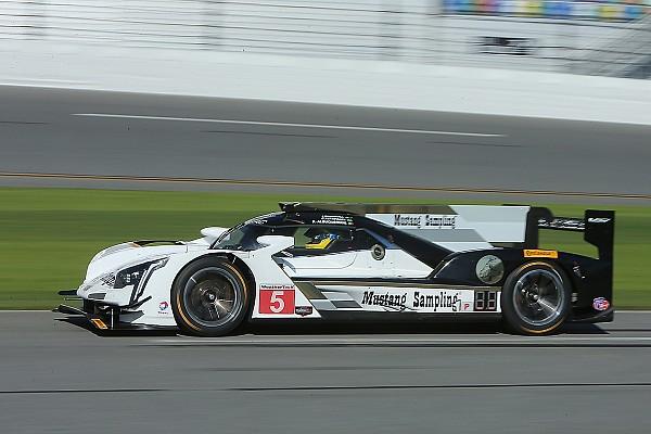 Cadillac confirma favoritismo e Fittipaldi é pole em Daytona