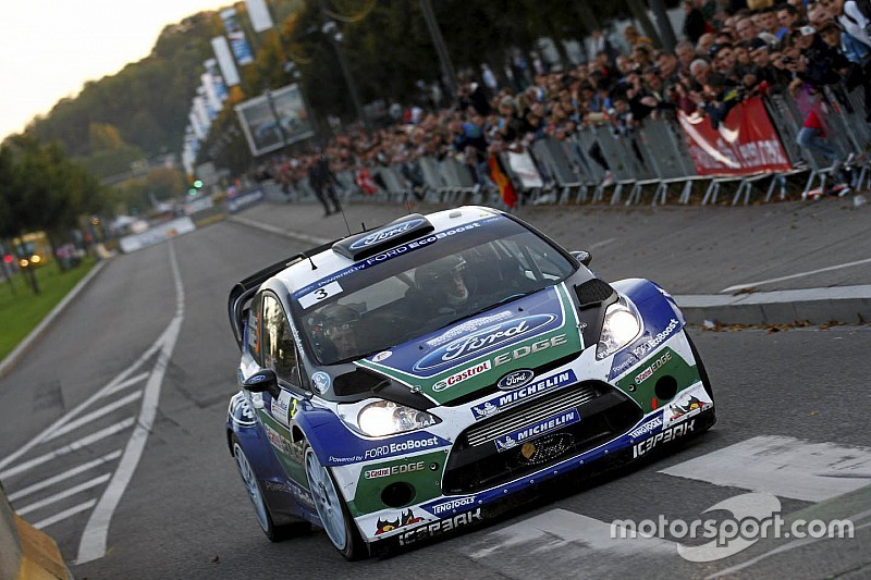 Ford valora volver al WRC de manera oficial