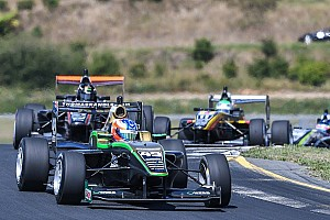 Other open wheel Résumé de course TRS - Randle réduit l'écart sur Verschoor