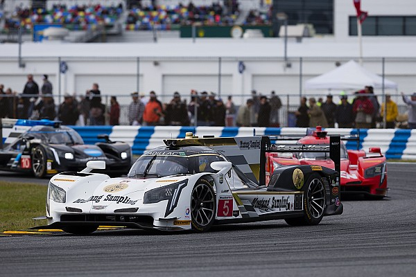 Daytona 24: Barbosa manda a cinco horas del final