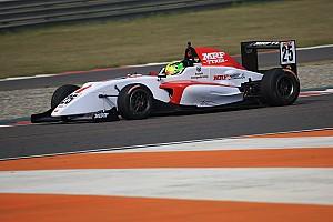 Indian Open Wheel Reporte de la carrera Mick Schumacher gana dos veces en la India