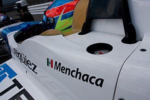 Formula V8 3.5 Noticias Menchaca será compañero de Celis Jr. en Fortec