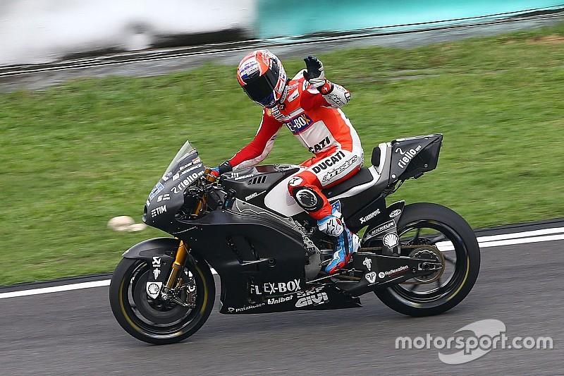 Тести Ducati: радість Стоунера та смуток Лоренсо