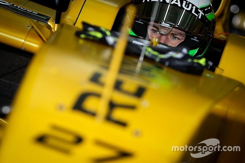 Renault veut faire de Hülkenberg son icône