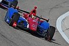 IndyCar Mikhail Aleshin ha rinnovato con la Schmidt Peterson in Indycar