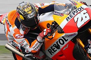 """MotoGP Noticias Pedrosa: """"Por cómo comenzamos y cómo acabamos, el test fue positivo"""""""