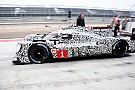 Porsche boucle ses premiers essais 2017 à Valence