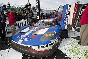 WEC BRÉKING A teljes Ford GT osztag rajthoz áll a 2017-es Le Mans 24 órás futamon