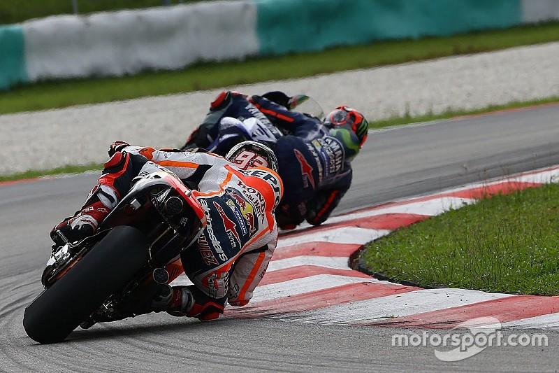 Para Márquez, Viñales parece mais veloz do que Rossi