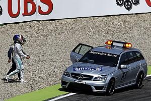Formule 1 Interview La voiture médicale, au cœur du dispositif d'intervention d'urgence