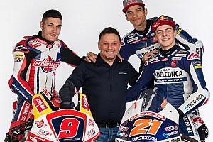 Moto2 Top List Galería: Gresini presenta su proyecto de Moto2 y Moto3 con Navarro y Martín