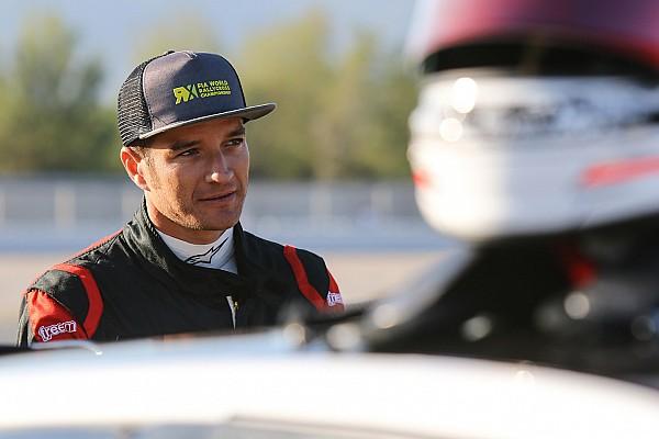 World Rallycross Actualités Scheider courra à plein temps en World RX cette année