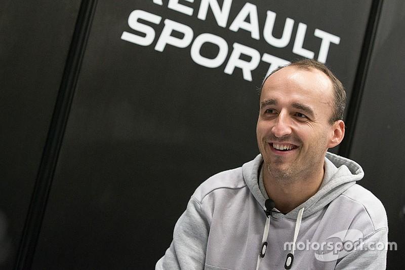 Kubica se siente preparado para pilotar en Fórmula 1