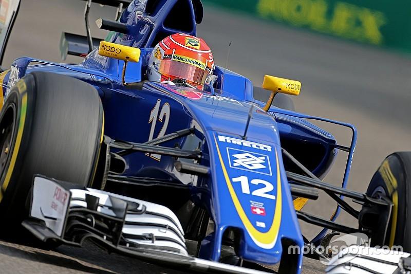 """Ambitie bij Sauber: """"Zo nu en dan voor verrassingen zorgen"""""""