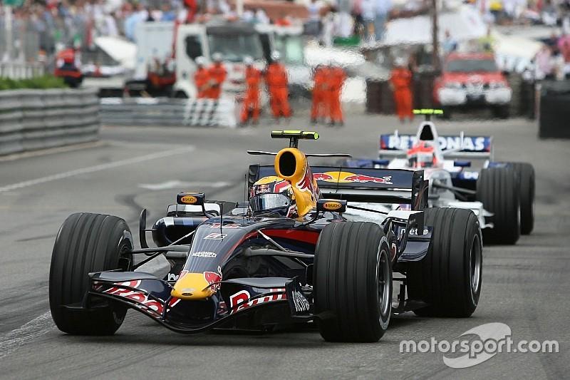 """La F1 tendrá en 2017 tiempos por vuelta """"como hace 10 años"""", dice Webber"""
