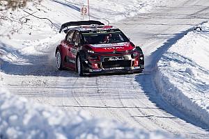WRC Son dakika Meeke, İsveç Rallisi öncesi testlerde kaza yapmış