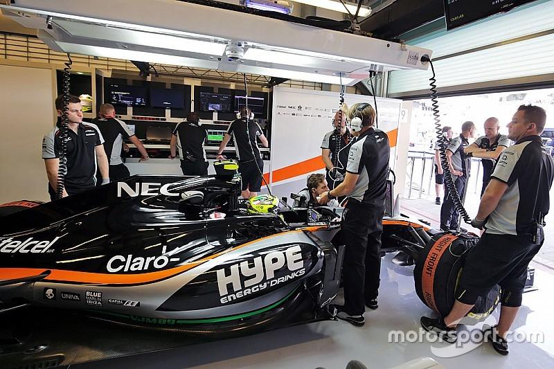 Force India розкриває секрети вболівальникам