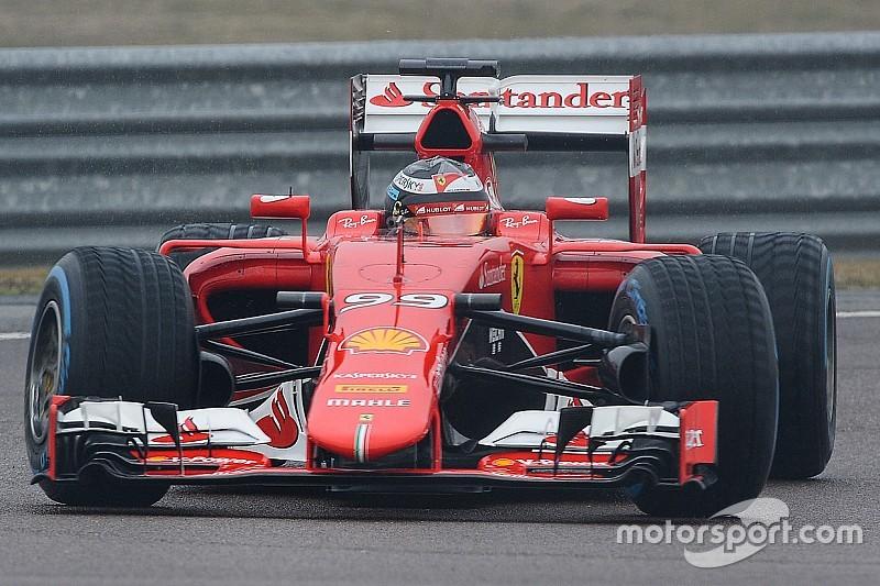 Джовінацці – нова італійська надія у Ф1 та Ferrari