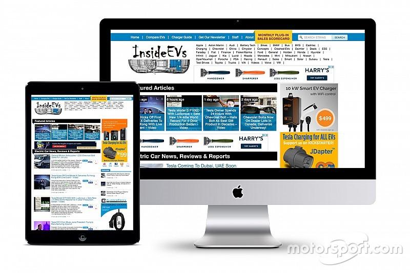 Motor1.com kauft InsideEVs.com und übernimmt Branchenführung