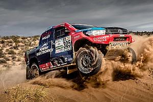 Dakar Noticias de última hora Dakar: a partir de 2019 coches 4X4 con motores de gasolina