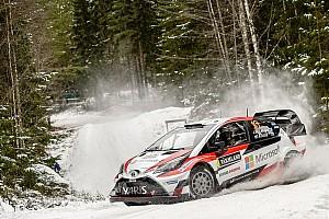 WRC Leg звіт Ралі Швеція: скажена боротьба Toyota з Hyundai