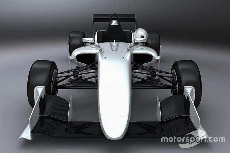 Ronderecords verwacht na update Formule 3-bolide