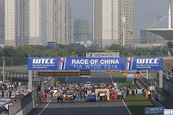 WTCC Важливі новини Китайський етап WTCC відбудеться в Нінбо замість Шанхая