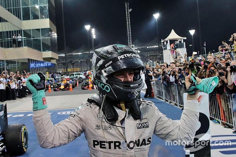 """Rosberg: """"J'étais comme un hamster dans sa roue"""""""