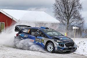 WRC Prova speciale Svezia, PS11: altro assolo di Tanak. Il secondo posto è più vicino