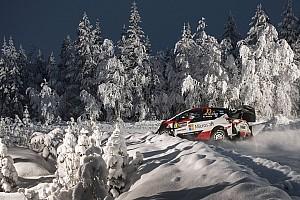 WRC Resumen de la etapa Un error de Neuville da emoción al Rally de Suecia