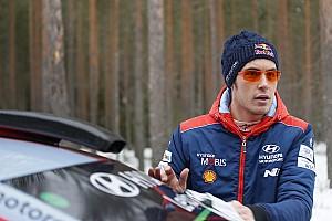 WRC Ultime notizie Svezia, Neuville ammette l'errore nell'incidente della PS15